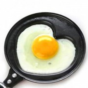mini Hartvormige koekenpan