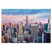 Puzzle Educa - Midtown Manhattan, New York, 1000 piese, include lipici puzzle (14811)