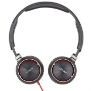 Edifier K710P Folable 3.5mm Wired Control Headphone HIFI Stereo Noise Cancelling Headset With HD Mic