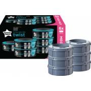 Rezerve Twist and Click Tommee Tippee 6 buc