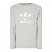 Adidas Sweatshirt mit Logo-Print