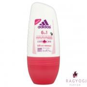 Adidas - 6in1 (50ml) - Golyós dezodor
