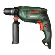 Bosch Trapano 650 W Con Valigetta 15 Pezzi Assortiti