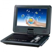 Portable DVD/EVD with 7.8 LED Screen with 3D/FM/TV Tuner/Card Reader/USB/Game