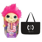 "Flip Zee Trolls PRETTY PINK w/ Exclusive Flipatote, 2 in 1 Troll 9"" Plush, The Baby That Flips For You!"