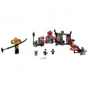 Lego cuartel general de h.d.g. lego ninjago 70640