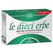 Esi Le Dieci Erbe (40 tavolette)