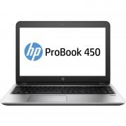 Laptop HP ProBook 450 G4, 15.6 inch LED HD Anti-Glare, Intel Core i3-7100U, RAM 4GB DDR4, SSD 128GB, Windows 10 PRO 64bit + Geanta