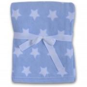 Manta DIB Bebe Estampada Estrella-Azul