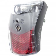 Spanninga achterlicht Pixeo XB switch batterijen led rood
