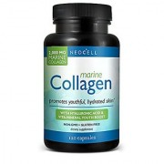 Neocell Marine Collagen plus Hyaluronic Acid Capsules 2000mg 120 Count