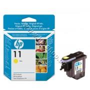 Глава HP 11, Yellow, p/n C4813A - Оригинален HP консуматив - печатаща глава