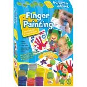 Ekta Finger Painting(Senior) 18 Colors Fun Game
