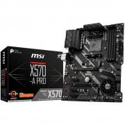 Matična ploča MSI Gaming X570-A Pro Baza AMD AM4 Faktor oblika ATX Set čipova matične ploče AMD® X570