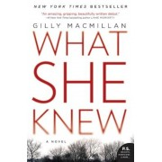 What She Knew, Paperback