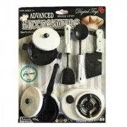 Oh Baby branded is luxury Products OH BABY Advanced Chef Kitchen Set FOR YOUR KIDS SE-ET-283