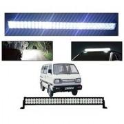 Trigcars Maruti Suzuki Omni Bar Light Fog Light 22Inch 120 Watt