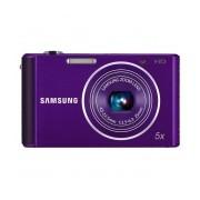 Cámara Digital Samsung ST77, 16.1MP, Zoom óptico 5x, Púrpura