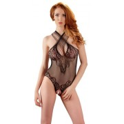 Mandy Mystery Lace Seductive Body - Small-Large