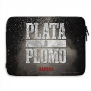 Narcos - Plata o Plomo Laptop Sleeve, Laptop Sleeve