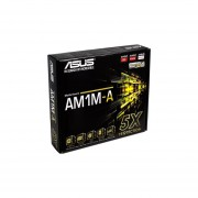 T. Madre ASUS AM1M-A, Soporta, Athlon / Sempron De Socket AM1, Memoria, DDR3 1866(O.C.)/1600/1333 MHz, Max. 32GB, USB 3.0, SATA 3.0, Integrado, Audio HD, Red, Micro-ATX, Ptos, 1xPCIEX16, 2xPCIEX1.