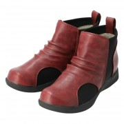 お散歩美人ウォーキングシューズ ショートブーツ【QVC】40代・50代レディースファッション
