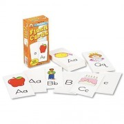 Carson Dellosa Publishing Flash Cards, Alphabet, 3w X 6h, 80/Pack Cd 3907 (D Mi Pk