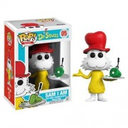 Pop! Vinyl Figura Pop! Vinyl Sam Soy Yo - Dr. Seuss