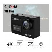 SJCAM SJ8 plus Cámara de Acción wifi 12MP Novatek NT96683 pantalla táctil impermeable deportes DV Control remoto pk eken h9 yi cámara 4k(#Rose Oro)(#Option2)