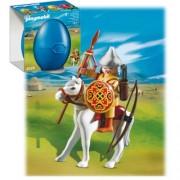 Playmobil Figures #4926 Set Mongolian Warrior on Horse