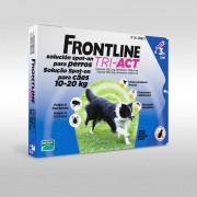 Merial Frontline Tri-Act (10-20 Kg) 3 Pipetas