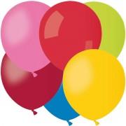 Baloane rotunde asortate de 13 cm diametru pentru umplere balon Jumbo