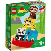 Primul meu balansoar cu animale 10884 LEGO Duplo