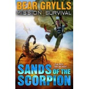 Mission Survival 3: Sands of the Scorpion, Paperback