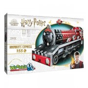 Wrebbit 3D Harry Potter Mini Hogwarts Express Jigsaw Puzzle - 155 Piec