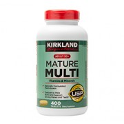 MATURE MULTI (Adults 50 and Over) 400 Tablets