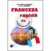 Franceza rapida - curs practic (include CD)
