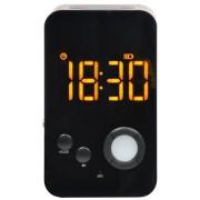 Boxa Portabila Spacer SP-DY-38, Bluetooth, Radio FM, Ceas, Alarma (Negru)
