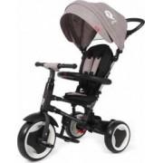 Tricicleta pliabila QPlay Rito pentru copii Gri