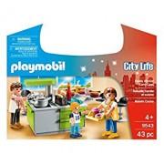 Playmobil City Life, Set portabil -bucatarie