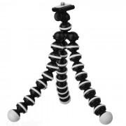 SMJ articulaciones flexible tripode de camara Holder - Negro + blanco