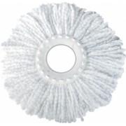 Rezerva Mop Rotativ din Microfibra OTI Vortex Culoare Alba