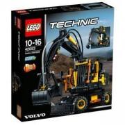 Конструктор ЛЕГО ТЕХНИК - Volvo EW160E, LEGO Technic, 42053