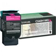 Lexmark C540H1MG Toner Magenta Hoge capaciteit