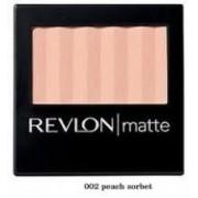 Fard Revlon Matte Eyeshadow - Peach Sorbet