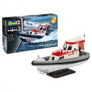 REVELL Rescue Boat DGzRS VERENA hajó makett 5228