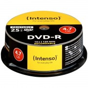 Intenso DVD-R 4.7GB 16x printable, 25er-Spindel
