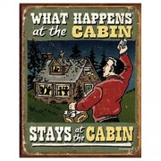 """""""Sign - What Happens In The Cabin"""""""