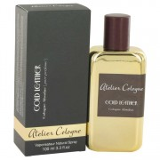 Atelier Cologne Gold Leather Pure Perfume Spray 3.3 oz / 97.59 mL Men's Fragrance 518781