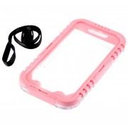 Funda para celular iphone 6/6s Plástico Rosa